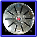 Ford Torino Hubcaps #730