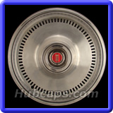 Ford Torino Hubcaps #732