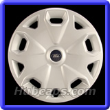 Ford Transit Connect Hubcaps #7065