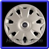 Ford Transit Connect Hubcaps #7066
