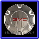 GMC Envoy Center Caps #GMC2