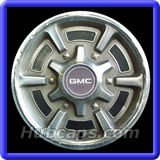 GMC Jimmy Hubcaps #3121B