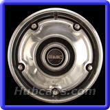GMC Jimmy Hubcaps #3978