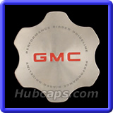 GMC Sierra Center Caps #GMC23D