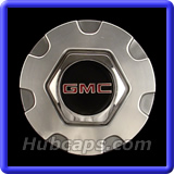 GMC Sonoma Center Caps #GMC63