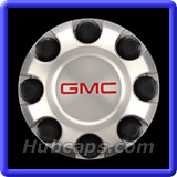 GMC Suburban Center Caps #GMC49B