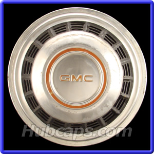 Gmc Truck Hubcaps B