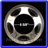 GMC Truck Wheel Skins #3278WS