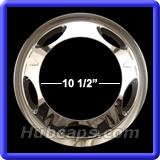 GMC Truck Wheel Skins #3289WS