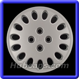 Honda Civic Hubcaps #55014