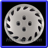 Honda Civic Hubcaps #55024