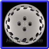 Honda Civic Hubcaps #55025