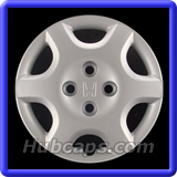 Honda Civic Hubcaps #55043