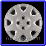 Honda Civic Hubcaps #55044