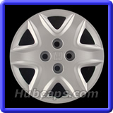 Honda Civic Hubcaps #55055