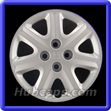 Honda Civic Hubcaps #55056