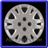 Honda Civic Hubcaps #55060