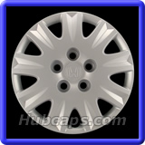 Honda Civic Hubcaps #55068