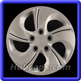 Honda Civic Hubcaps #55092