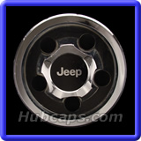 Jeep Cherokee Center Caps #JPC9B