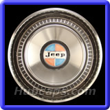 Jeep CJ Series Hubcaps #234