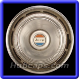 Jeep CJ Series Hubcaps #238