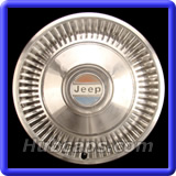Jeep CJ Series Hubcaps #239