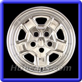 Jeep Compass Wheel Skins #9077WS