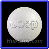 Jeep Grand Cherokee Center Caps #JPC37F