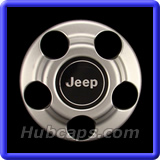 Jeep Grand Cherokee Center Caps #JPC6