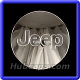 Jeep Liberty Center Caps #JPC32D