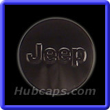 Jeep Wrangler Center Caps #JPC37C