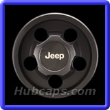 Jeep Wrangler Center Caps #JPC9A