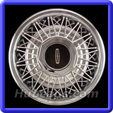Lincoln Town Car Hubcaps #832B