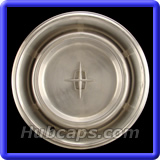 Lincoln Continental Hubcaps #676