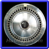 Lincoln Continental Hubcaps #711