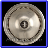 Lincoln Continental Hubcaps #738