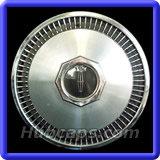 Lincoln Continental Hubcaps #764