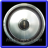 Lincoln Continental Hubcaps #796