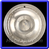 Lincoln Continental Hubcaps #LIN52-53