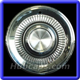 Lincoln Continental Hubcaps #LIN59