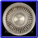 Lincoln Continental Hubcaps #LIN59C