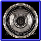 Lincoln Town Car Hubcaps #677