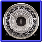 Lincoln Town Car Hubcaps #774