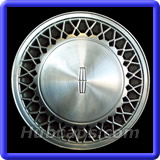Lincoln Town Car Hubcaps #866