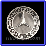 Mercedes E Class Center Caps #MBC6A