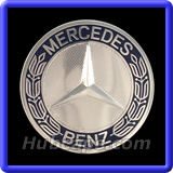 Mercedes S Class Center Caps #MBC11