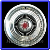 Mercury Monarch Hubcaps #737