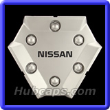 Nissan Truck Center Caps #NISC19A
