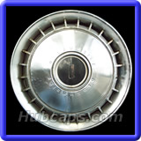 Oldmobile Classic 1967 - 1979 Hubcaps #4004